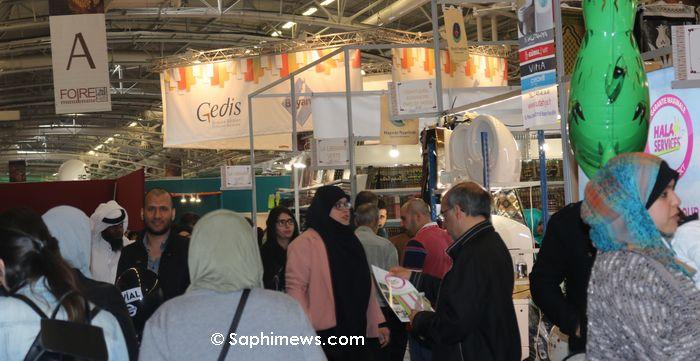RAMF 2017 : la foire commerciale du Bourget au défi de la baisse de fréquentation