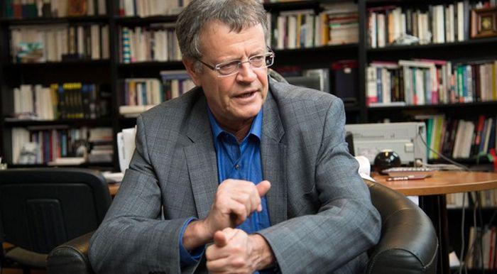 Pascal Boniface est directeur de l'Institut de relations internationales et stratégiques (IRIS).