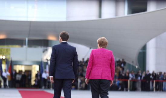 Macron : le triomphe de la pensée unique et de l'ultraconformisme