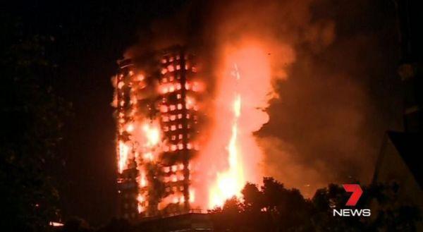 Incendie à Londres : sans le Ramadan, le bilan aurait pu être plus dramatique (vidéo)