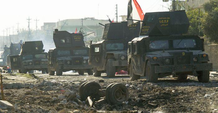 Irak : Mossoul, un champ de ruines libéré de Daesh