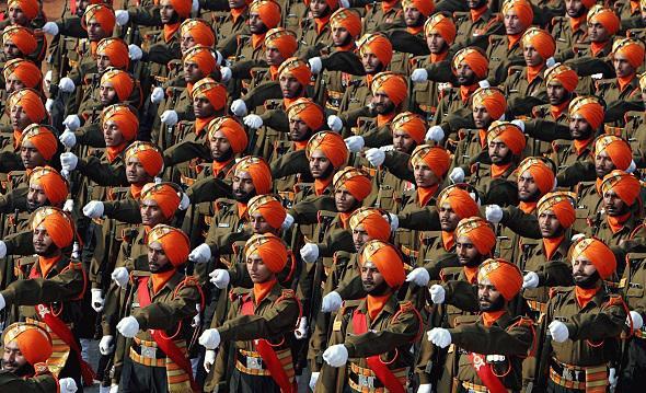 Inde : l'armée dénonce les agressions contre les musulmans