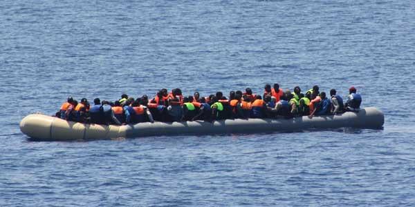 Yémen : 300 migrants jetés à la mer par leurs passeurs