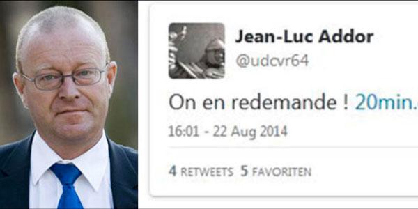 Suisse : légère condamnation pour un élu après un tweet islamophobe