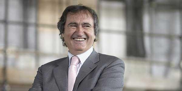 Luigi Brugnaro, le maire de la ville italienne de Venise. © Alvyspera / CC BY-SA