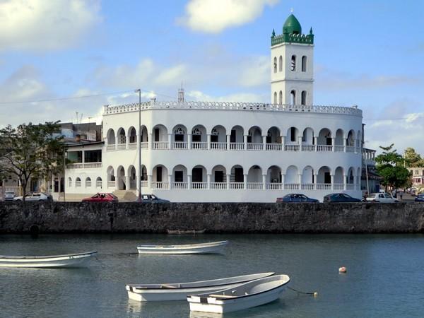 Mosquée de Moroni (Comores)