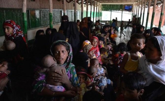 Plusieurs organisations musulmanes de France se sont élevées contre la répression qui s'est intensifiée ces dernières semaines à l'égard de la minorité Rohingyas en Birmanie (Myanmar). © EU/ECHO/Pierre Prakash pour la Commission européenne