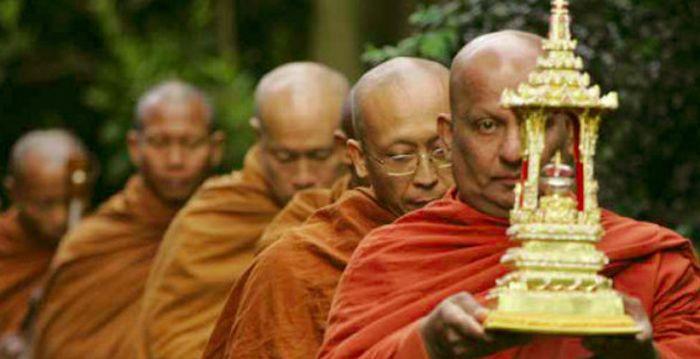 Les bouddhistes de France condamnent les atrocités commises contre les Rohingyas