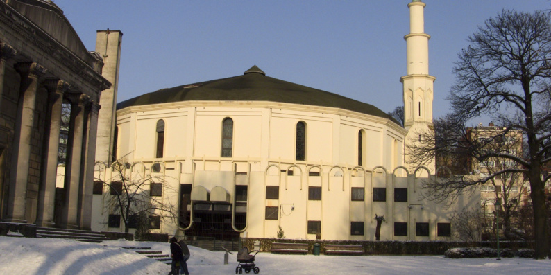La Grande mosquée de Bruxelles