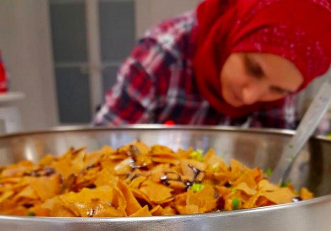R fugi s immigr es la cuisine facteur d mancipation for Au feminin cuisine