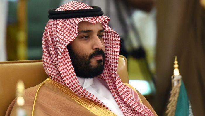 Le prince héritier Mohammed bin Salmane.