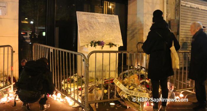 13-Novembre : le CFCM envoie un message de fraternité aux victimes des attentats et à la France