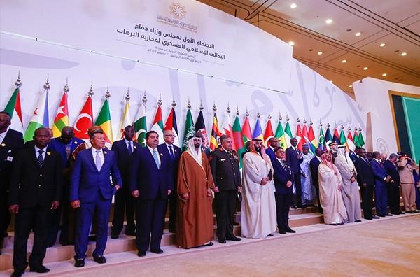 L'Arabie saoudite a lancé, dimanche 28 novembre, une coalition militaire islamique contre le terrorisme regroupant au total 41 pays à majorité musulmane. © IMCTC