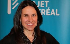 Valérie Plante, maire de Montréal.