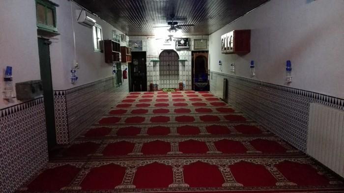 A la mosquée de la Miséricorde, à Nîmes (Gard). © ACI