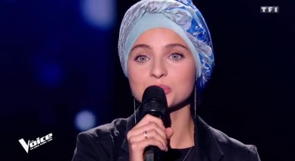 The Voice : Mennel émerveille le jury avec une reprise de Hallelujah en arabe (vidéo)