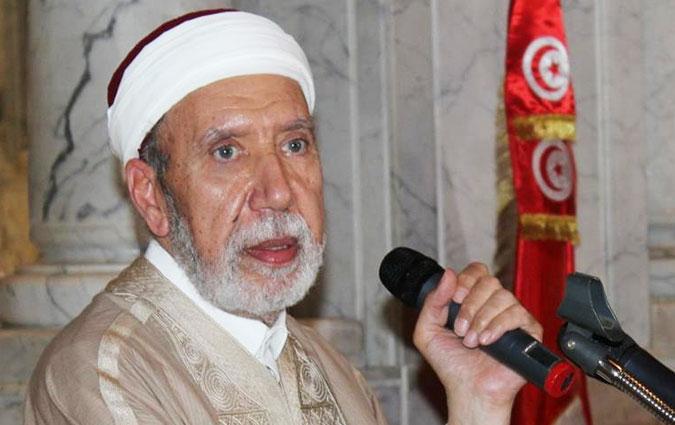 Le mufti de la République tunisienne Othman Battikh.
