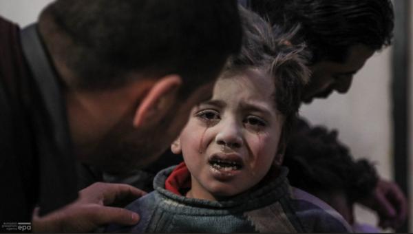 Syrie : la Ghouta orientale dans l'enfer des bombes du régime de Bachar al-Assad