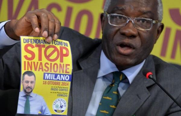 En Italie, le premier sénateur noir est membre d'extrême droite