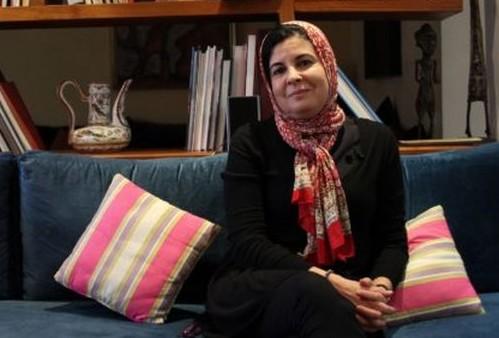 Asma Lamrabet. © Women SenseTour