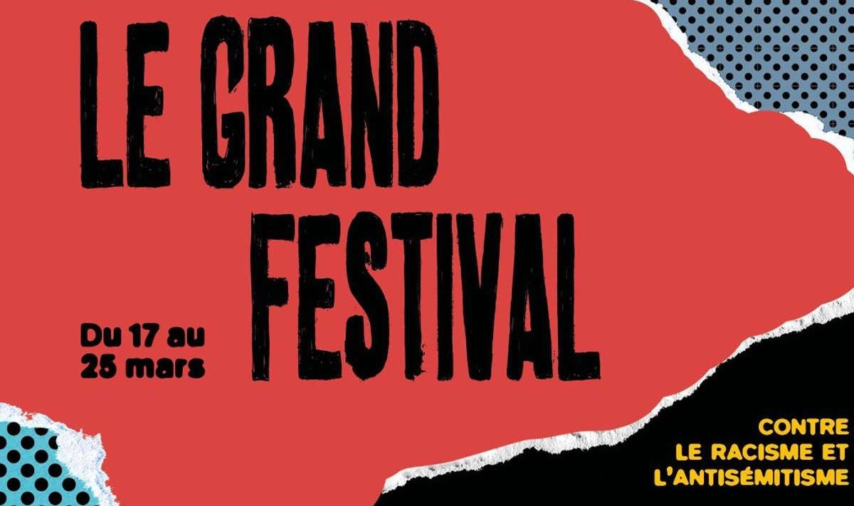 Youtubers, humoristes et rappeurs réunis pour le Grand Festival contre le racisme