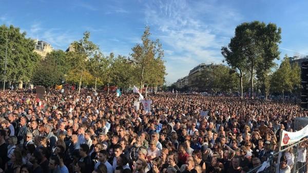 Manifestations : un nouveau système de comptage adopté par les médias