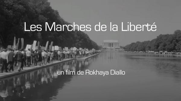 En hommage à Martin Luther King, « Les marches de la Liberté » par Rokhaya Diallo (vidéo)