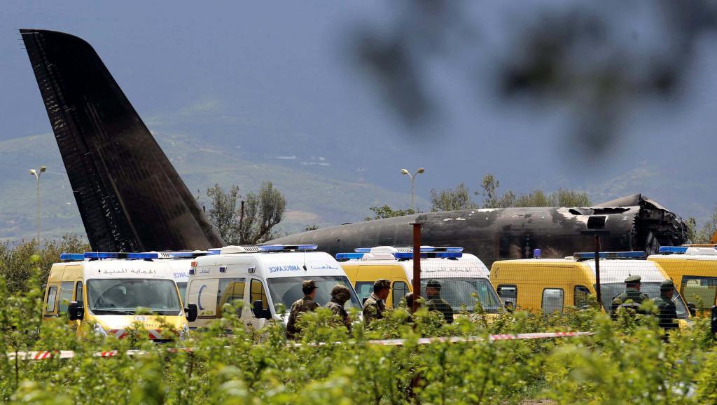 Crash en Algérie : une prière de l'absent décrétée par la Grande Mosquée de Paris