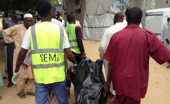 Nigéria : un sanglant attentat perpétré contre une mosquée