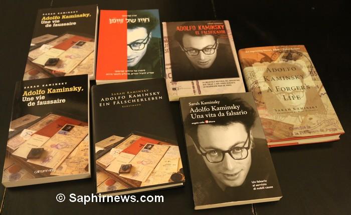 Adolfo Kaminsky : à la rencontre du faussaire des révolutionnaires au service de nobles causes