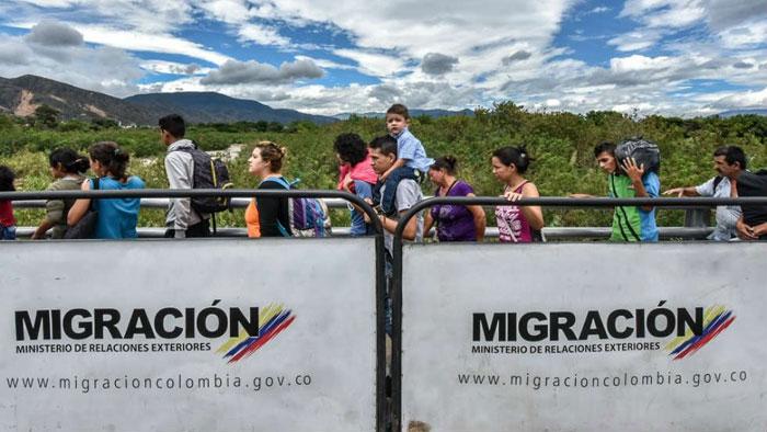 Venezuela : une crise migratoire qui pourrait dépasser la crise syrienne