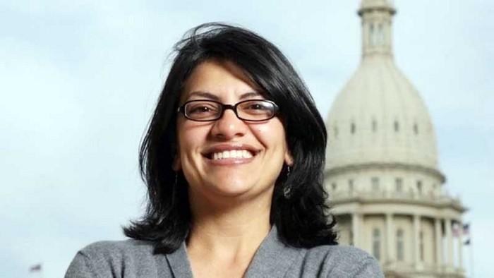 Sauf surprise, Rashida Tlaib sera la première femme musulmane à faire son entrée au Congrès américain.