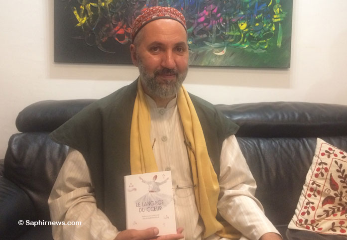 Représentant en France de la confrérie naqshbandî, cheikh Abd el-Hafid Benchouk publie « Le Langage du cœur » (Hachette, 2018). Il est directeur de la Maison soufie, à Saint-Ouen, et co-fondateur du Festival soufi de Paris, dont la 2e édition se tiendra fin novembre 2018.