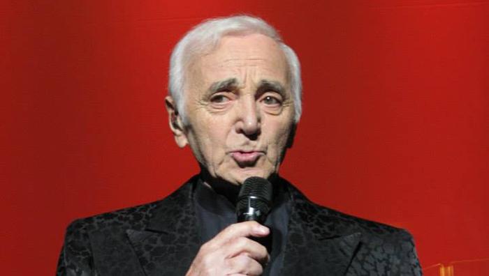 Charles Aznavour : « La France et moi, nous nous sommes adoptés »