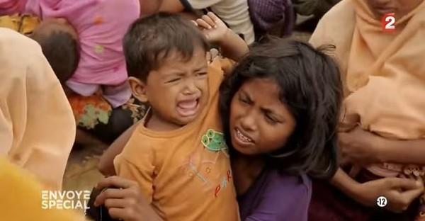 « Rohingyas : les damnés de Birmanie », le reportage TV auréolé du prix Bayeux 2018 (vidéo)