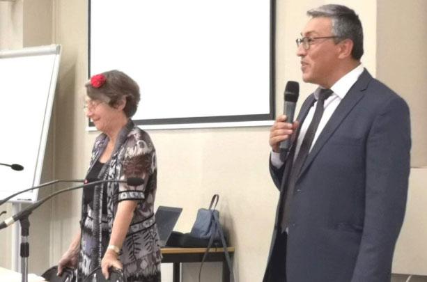 Hélène Millet et Haydar Demiryurek sont les co-présidents du Groupe d'amitié islamo-chrétienne, qui a célébré ses 25 ans lors d'un évènement festif le 25 juin dernier, avec la projection d'un film documentaire sur le GAIC et une table ronde sur l'éthique de l'information.