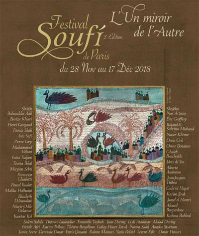 2e Festival soufi de Paris : « Nourrir l'humain dans ses trois dimensions »