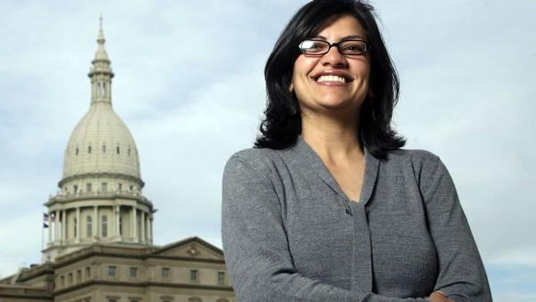 Etats-Unis : Rashida Tlaib, nouvellement élue, en soutien à BDS contre Israël