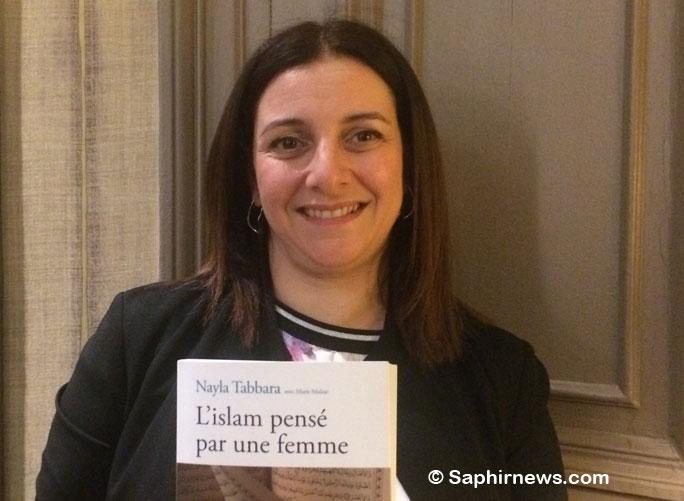 Nayla Tabbara, théologienne et vice-présidente de la fondation Adyan, est l'auteure de « L'islam pensé par une femme » (Bayard, 2018).