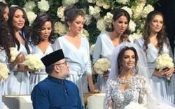 Après son mariage secret avec une reine de beauté russe, le roi de Malaisie abdique