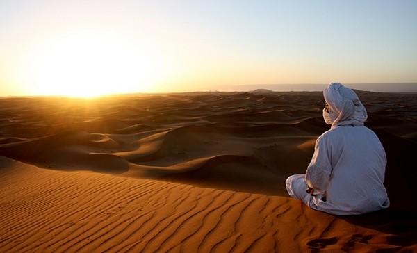 Des vertus spirituelles du désert