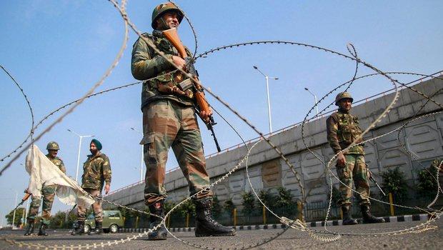 Au Cachemire indien, des milliers de musulmans réfugiés dans une mosquée par crainte d'attaques d'extrémistes hindous