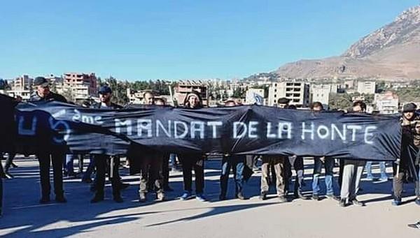 Algérie : la révolte gronde contre un cinquième mandat de Bouteflika