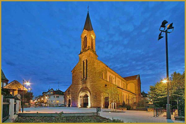 Église Saint-Louis de la Robertsau vandalisée : la Grande Mosquée de Strasbourg condamne