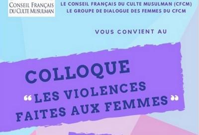 Violences faites aux femmes, un colloque du CFCM pour déconstruire les clichés et prôner la justice