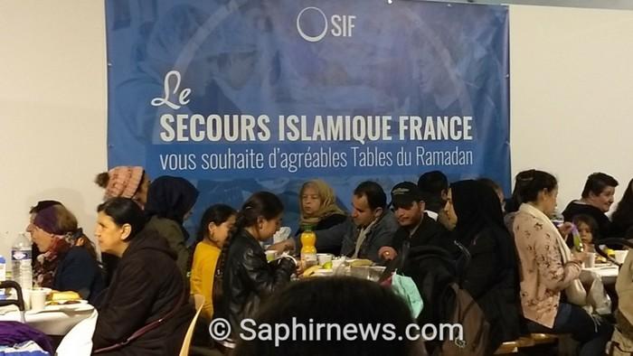 L'opération Les Tables du Ramadan du Secours islamique France fête ses dix ans