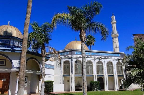 Le Centre islamique de Tempe. ICCT.