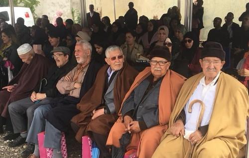 Un hommage aux fondateurs de la mosquée Othmane, ici à l'image, a été rendu lors de la cérémonie de pose de la première pierre du projet d'agrandissement de l'édifice religieux.