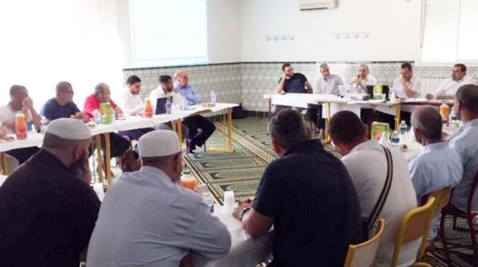 La naissance du Conseil départemental du culte musulman (CDCM) du Vaucluse a été officialisée à l'issue d'une assemblée constitutive organisée samedi 22 juin à Avignon.