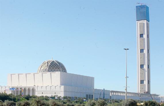 La Grande Mosquée d'Alger n'attend plus que son inauguration